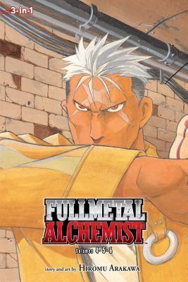 Fullmetal Alchemist 3-In-1, Volume 2 Cover