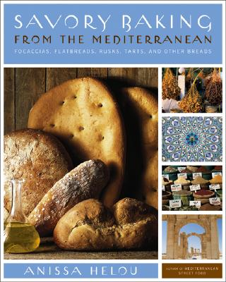 Savory Baking from the Mediterranean Cover