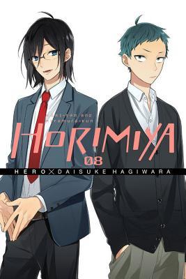 Horimiya, Vol. 8 Cover Image