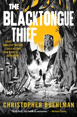 The Blacktongue Thief Cover Image