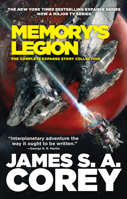 Memory's Legion (The Expanse) Cover Image