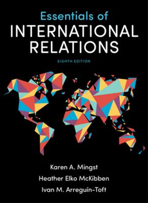 Essentials of International Relations Cover Image