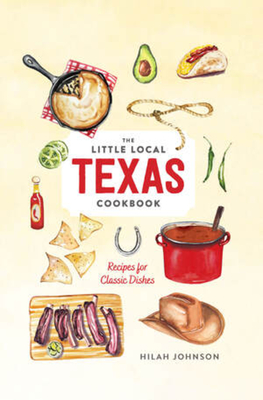 Little Local Texas Cookbook Cover Image