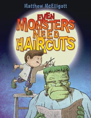 Even Monsters Need Haircuts Cover