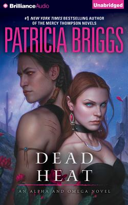 Cover for Dead Heat (Alpha and Omega #4)