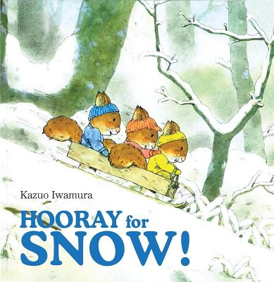 Hooray for Snow! Cover