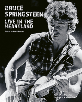 Bruce Springsteen: Live in the Heartland Cover Image