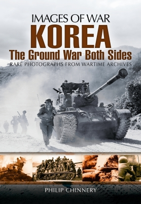 Korea: The Ground War from Both Sides (Images of War) Cover Image