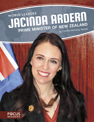 Jacinda Ardern: Prime Minister of New Zealand Cover Image