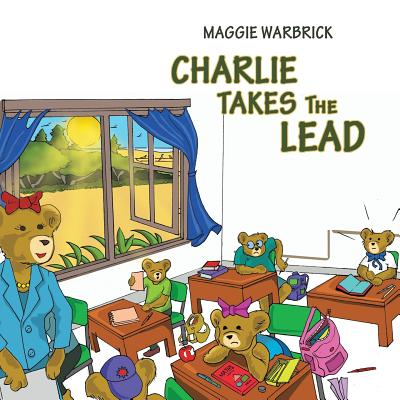 Charlie Takes The Lead Cover Image