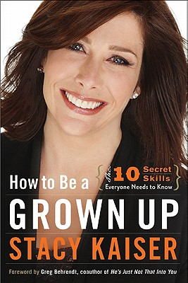 How to Be a Grown Up Cover
