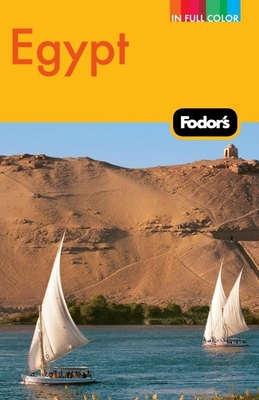 Fodor's Egypt Cover