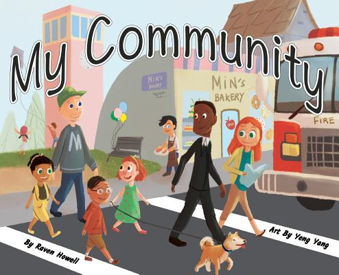 Cover for My Community Old