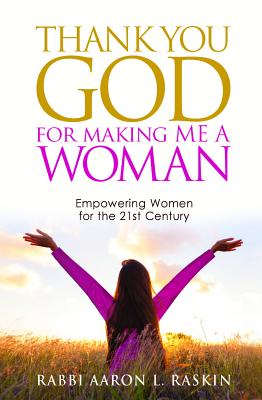 Cover for Thank You God for Making Me a Woman