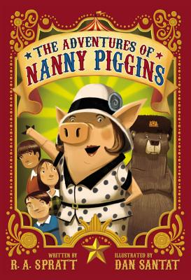 The Adventures of Nanny Piggins Cover