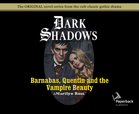 Barnabas, Quentin and the Vampire Beauty (Library Edition) (Dark Shadows #32) Cover Image