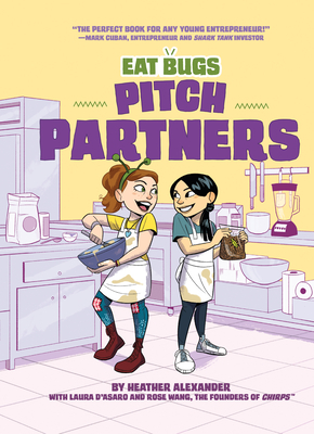 Pitch Partners #2 (Eat Bugs #2) Cover Image