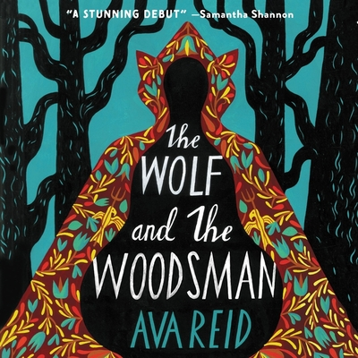 The Wolf and the Woodsman Cover Image