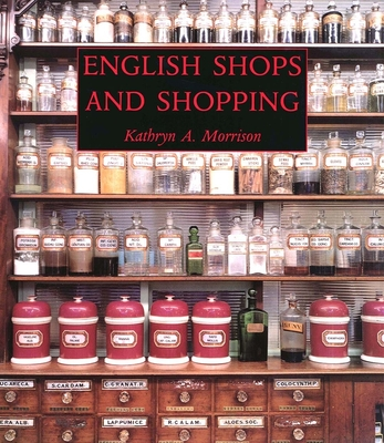 Cover for English Shops and Shopping