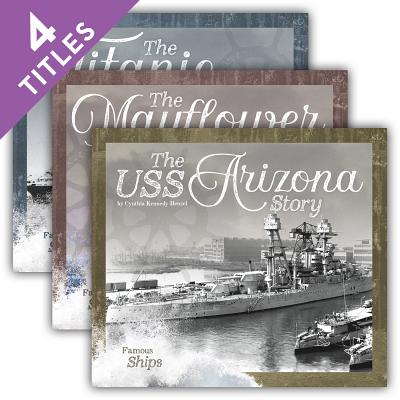 Famous Ships (Set) Cover Image