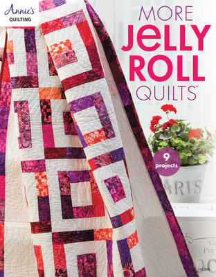 More Jelly Roll Quilts Cover Image