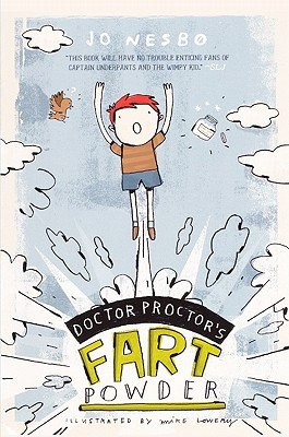 Doctor Proctor's Fart Powder Cover Image