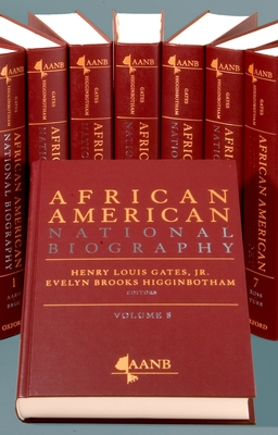 The African American National Biography Cover