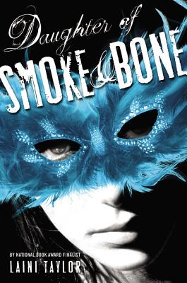 Daughter of Smoke and Bone Cover Image