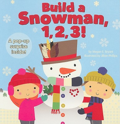 Cover for Build a Snowman, 1, 2, 3!