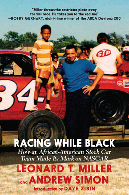 Racing While Black: How an African-American Stock Car Team Made Its Mark on NASCAR Cover Image