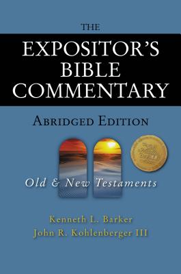 The Expositor's Bible Commentary - Abridged Edition: Two-Volume Set Cover Image