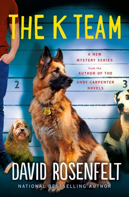 The K Team (K Team Novels #1) Cover Image