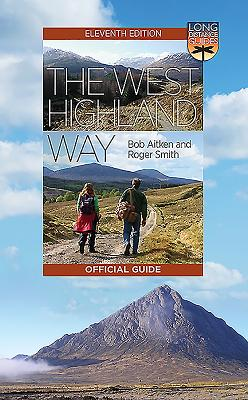 The West Highland Way: The Official Guide Cover Image