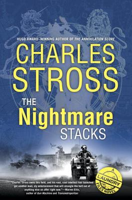 The Nightmare Stacks (A Laundry Files Novel #7) Cover Image