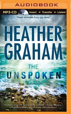 The Unspoken (Krewe of Hunters #7) Cover Image