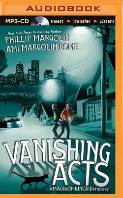 Vanishing Acts (Madison Kincaid Mystery #1) Cover Image