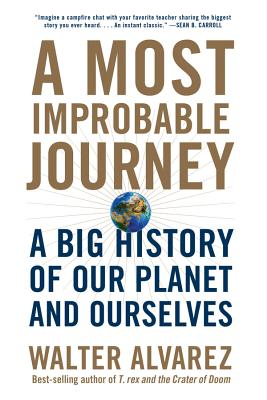 A Most Improbable Journey: A Big History of Our Planet and Ourselves Cover Image