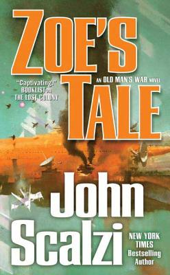 Cover for Zoe's Tale