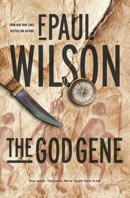 The God Gene: A Novel (The ICE Sequence #2) Cover Image