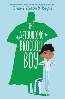 The Astounding Broccoli Boy Cover Image