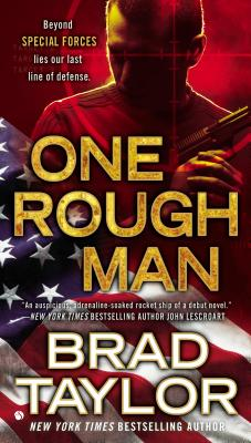 One Rough Man: A Spy Thriller (A Pike Logan Thriller #1) Cover Image