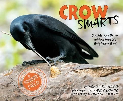 Crow Smarts: Inside the Brain of the World's Brightest Bird (Scientists in the Field Series) Cover Image