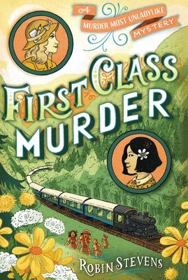 First Class Murder (A Wells & Wong Mystery) Cover Image