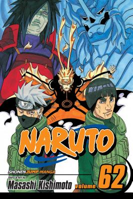 Naruto, Vol. 62 cover image