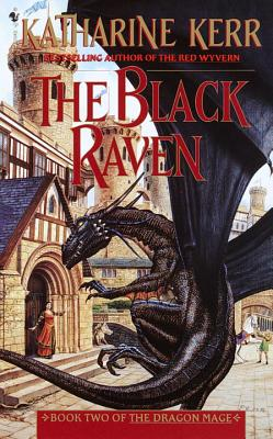 The Black Raven Cover