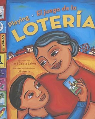 Playing Loteria /El Juego de la Loteria (Bilingual) Cover Image
