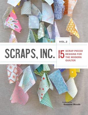 Cover for Scraps, Inc, vol 2.