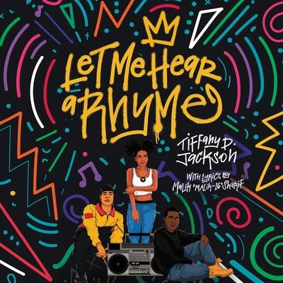 Let Me Hear a Rhyme Lib/E Cover Image