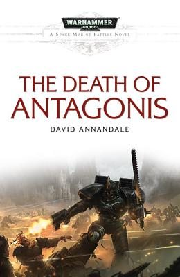 Cover for The Death of Antagonis