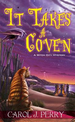 It Takes a Coven (A Witch City Mystery #6) Cover Image